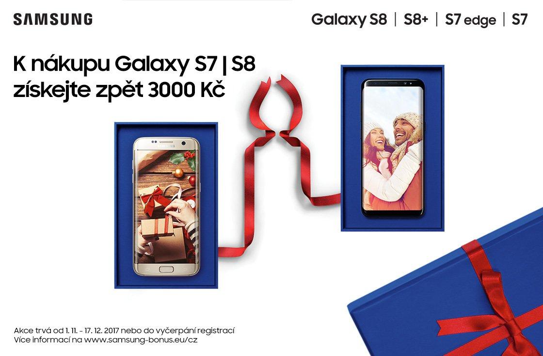 K nákupu Galaxy S7   S8 získejte zpět 3 000 Kč  9008cdedb6