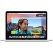 "Notebook Apple MacBook Pro 2017 (MPXY2), 13"" Touch Bar 512GB Silver použité"