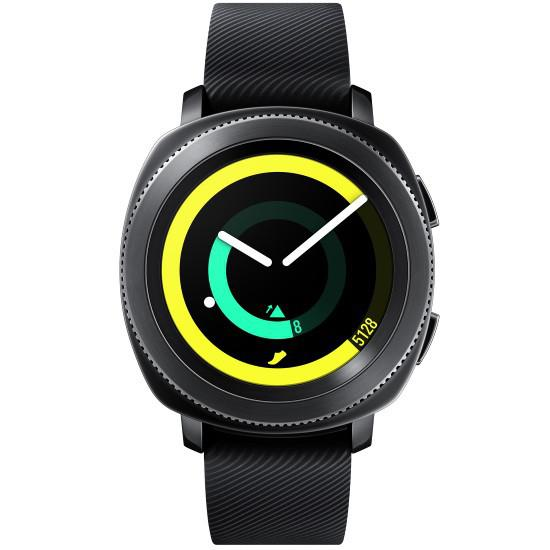 708ea78644c Chytré hodinky Samsung Gear Sport (SM-R600N)