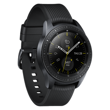 Chytré hodinky Samsung Galaxy Watch 42mm (SM-R810NZK) Midnight Black