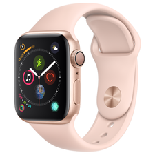 Chytré hodinky Apple Watch Series 4 40mm (MU682HC/A)