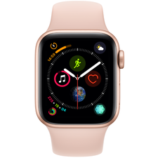 Chytré hodinky Apple Watch Series 4 40mm (MU642HC/A)  with White
