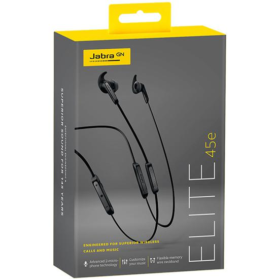 Sluchátka Jabra (Elite 45e) Bluetooth