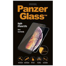Tvrzené sklo PanzerGlass Edge-to-Edge, Apple iPhone  X/XS