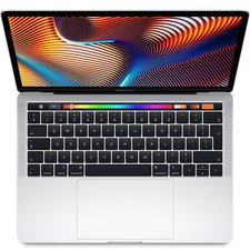 "Notebook Apple MacBook Pro 13"" 2019, i5 Touch Bar 512GB Silver použité"