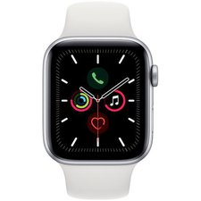 Apple Watch Series 5 44mm Silver zánovní