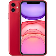 Mobilní telefon Apple iPhone 11, 128GB (PRODUCT) RED