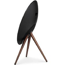 Reproduktor Bang & Olufsen BeoPlay A9 2nd Gen Oak with Oak Legs and Grey Fabric