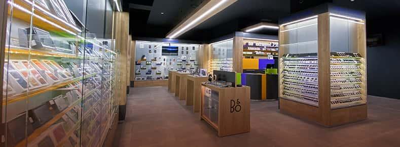 Specializovaný showroom - Brno Masarykova | MobilPohotovost.cz
